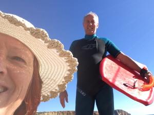 Bodysurf Sagres Portugal Algarve